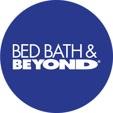 Free delivery when you order +$25 from Bed, Bath, and Beyond.