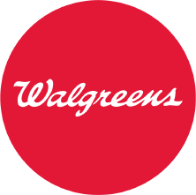 Free delivery when you order +$25 from Walgreens.