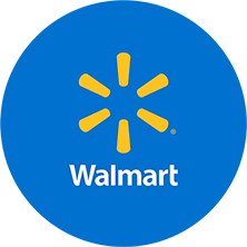 Free delivery when you order +$35 from Walmart.